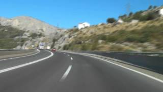 Dugopolje Croatia  City pictures : Croatia: Split-Dugopolje-motorway A1
