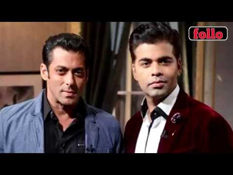 Salman Replaces SRK In Karan Johar's Next!