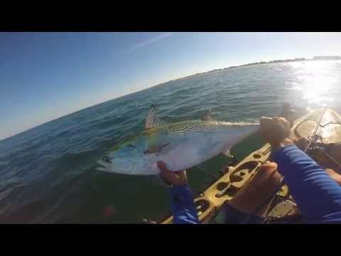 Matt Lusk's 2014 Kayak Fishing Highlights on the Outer Banks