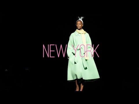 MAYOWA NICHOLAS | Top Walker of New York Fashion Week FW 19