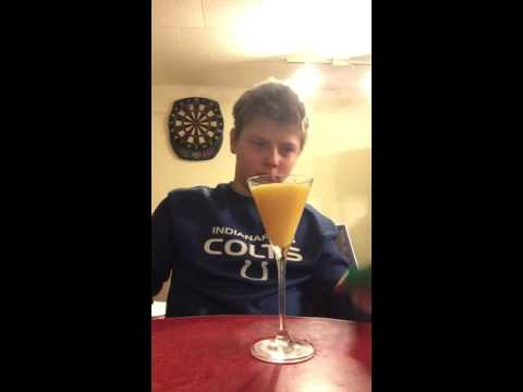 The Pickle Juice Challenge (видео)