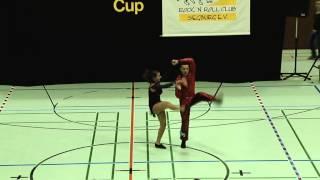 Serena Nicosia & Andreas Meier - 31. Rhein-Sieg-Cup 2013