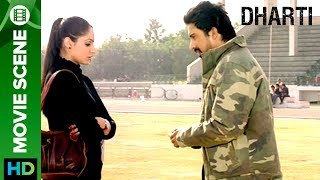 Click here to watch Punjabi movies, music & more - http://bit.ly/PunjabiMoviesAndMoreRannvijay Singh a student union leader during his college days falls in love with his classmate Japji Khaira. But, scared Rannvijay Singh fails to propose her everytime he meets her. Check out the scene to know what happens next.Movie: DhartiCast: Jimmy Shergill, Surveen Chawla, Rannvijay Singh, Rahul Dev, Prem Chopra, & Jaspal BhattiDirected By: Navaniat SinghProduced By: Darshan Singh Grewal, J.S.Kataria & Jimmy ShergillTo watch more log on to http://www.erosnow.comFor all the updates on our movies and more:https://www.youtube.com/ErosNowPunjabihttps://twitter.com/#!/ErosNowhttps://www.facebook.com/ErosNowhttps://www.facebook.com/erosmusicindiahttps://plus.google.com/+erosentertainmenthttps://www.instagram.com/eros_nowhttp://www.dailymotion.com/ErosNowhttps://vine.co/ErosNow http://blog.erosnow.com