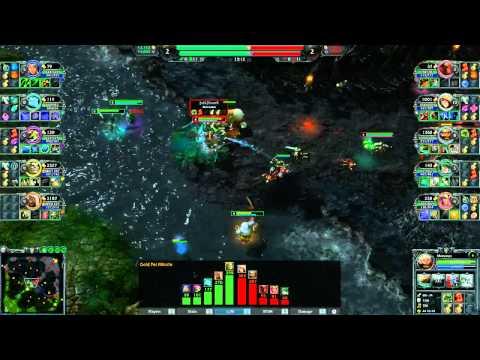 PLAY RC HoN Open #2 R3: PORT vs Vitriolic