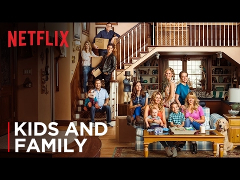 Fuller House Season 1 (Teaser 'The House is Full Again')