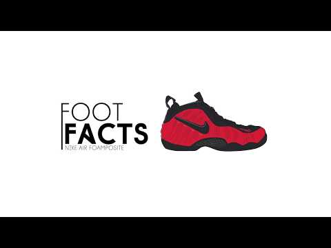 FootFacts / Nike Air Foamposite