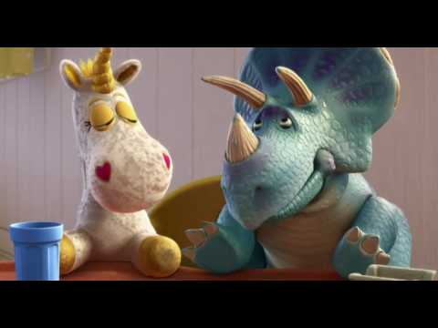 Toy Story 3 Clip 'Tea Party'