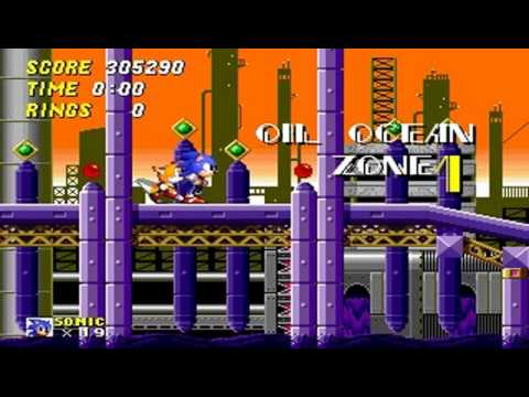 sonic the hedgehog 2 megadrive code