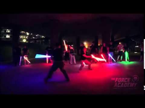 Lightsaber Tournament