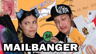 Opening Your Mail After 3 Years - MailBanger by ThreadBanger