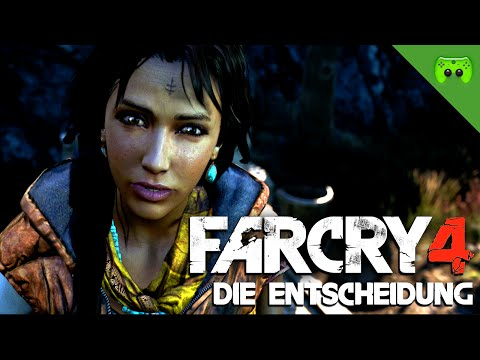 FAR CRY 4 # 6  - Die Entscheidung «» Let's Play Far Cry 4 | HD 60 FPS Gameplay