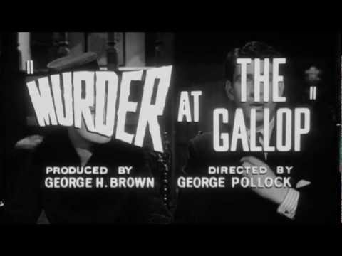 Murder At The Gallop (1963) - Trailer