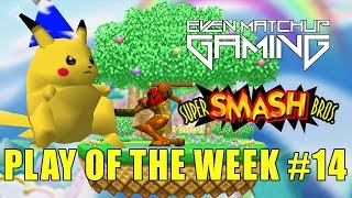 EMG SSB64 Play of the Week 2017 – Episode 14 (Super Smash Bros. 64)
