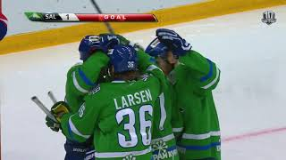 Салават Ю - Локомотив 3-2