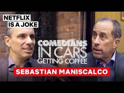 Jerry Seinfeld Would Love To See Sebastian Maniscalco In Grass   Netflix Is A Joke