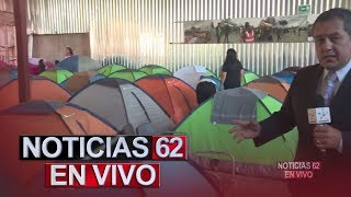 Caravana de inmigrantes - Noticias 62  - Thumbnail