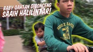 Video BABY QAHTAN DIBONCENG SAAIH HALILINTAR MP3, 3GP, MP4, WEBM, AVI, FLV April 2019