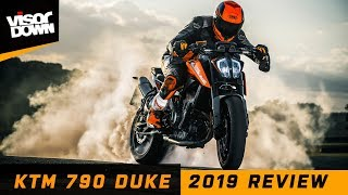 9. KTM Duke 790 2019 Review | Visordown.com