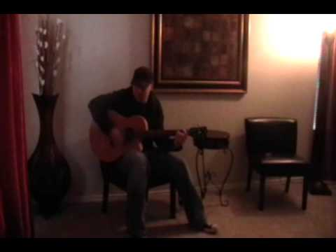 Glycerine-Josh Arnold (Bush Cover).avi