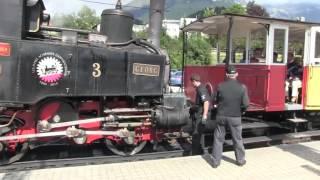 Achenkirch Austria  city images : Riding a Vintage Rack Train in Austria REI TOURS 2015 Jenbach to Achenkirch