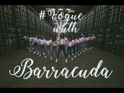 VOGUE FEMME by BARRACUDA | #voguewithbarracuda (видео)