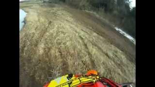 9. 2011 KTM 50 SX 1st RIDE GOPRO