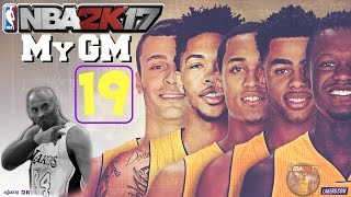 "NBA2K17 PC ""MyGM"" [Game 19/82] - LA Lakers at New Orleans Pelicans - MARCELINHO TIEPPO!!!"