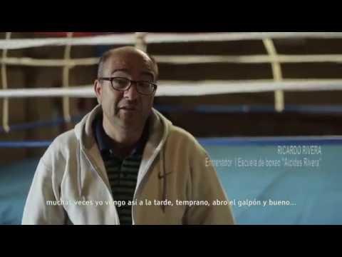Custodios de una Pasión - Escuela de Boxeo Alcides Rivera