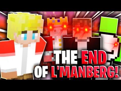 The END of L'MANBERG WAR! (L'MANBERG EXPLODES!)