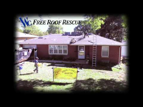 Roofing Contractor Omaha, NE - Free Roof Rescue Time Lapse