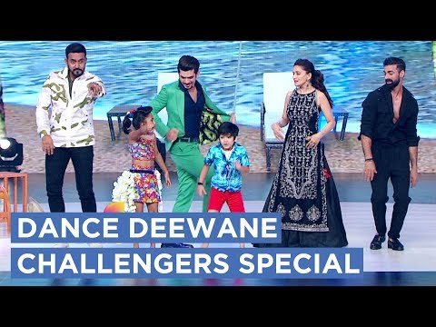Dance Deewane's Challengers Special | Saturday E