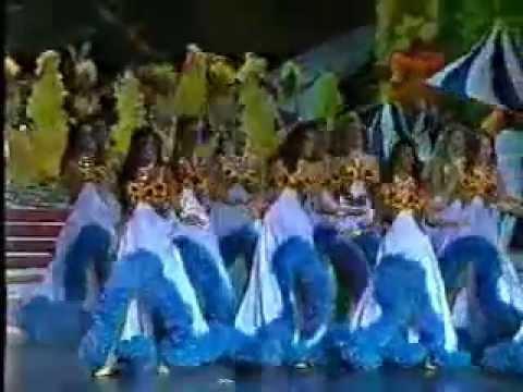Miss Venezuela 1994 BATUCADA