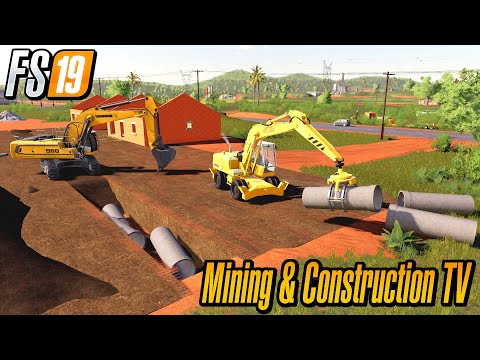 Dynamic Concrete Pipes Pack v1.0