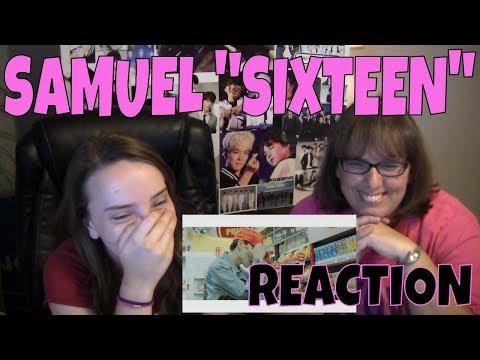 Samuel (사무엘) Sixteen (식스틴) ft. Changmo MV Reaction