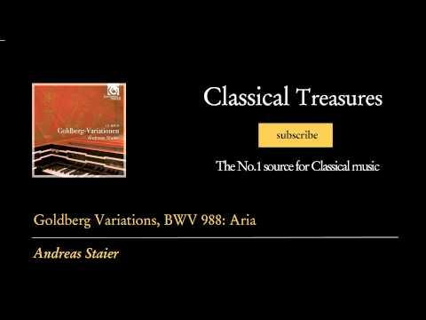 Johann Sebastian Bach - Goldberg Variations, BWV 988: Aria