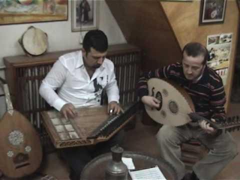 Hicaz Saz Semaisi - Kanun Erhan Beydanol - Ud Gürsel Torun - Veysel Müzik EVi
