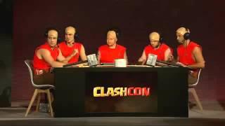 Video Clashcon friendly clan war (Clash Team vs. Mild Aggression) MP3, 3GP, MP4, WEBM, AVI, FLV November 2017
