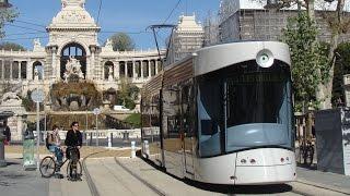 Marseille France  city photos : Tramway de Marseille, France