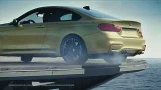 Watch the performance of perfect engineering: BMW M4.