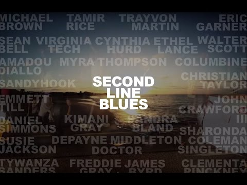 Second Line Blues - Official Video