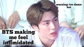 Video Times BTS made me feel intimidated MP3, 3GP, MP4, WEBM, AVI, FLV Agustus 2019