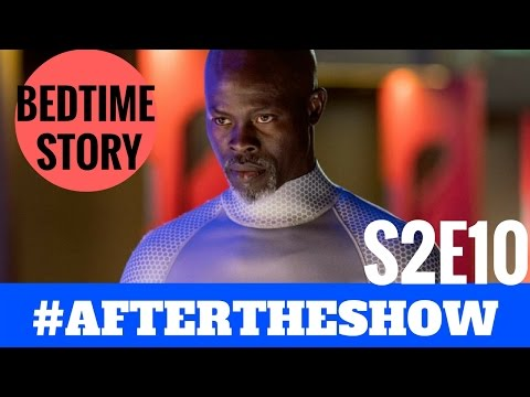 """WayWard Pines S2E10 """"Bedtime Story"""" Discussion/Reaction! #AfterTheShow"""