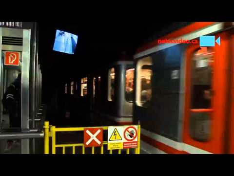 Metro... Aneb běžný život