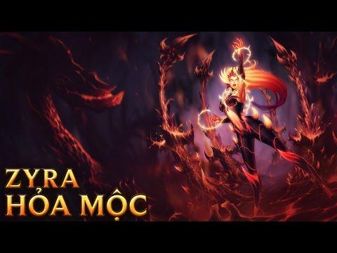 Zyra Hỏa Mộc - Wildfire Zyra