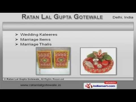 Ratan Lal Gupta Gotewale - Video