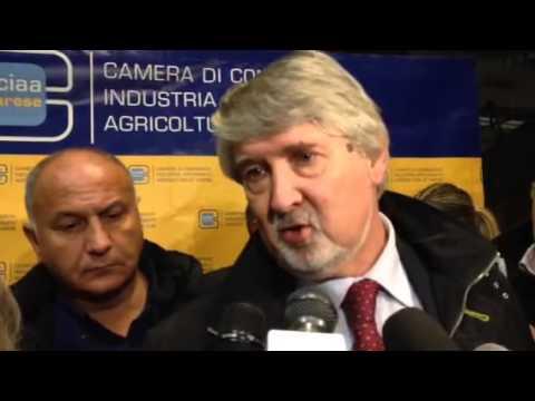 Il ministro Poletti a Malpensafiere