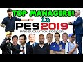 PES 19 MOBILE | New Management Skill, New Formation, etc..