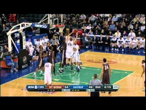 Andrew Nicholson 2012 Postseason Highlights