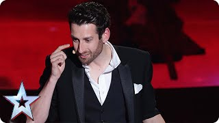 Download Video Jamie Raven's incredible magic moment | Semi-Final 3 | Britain's Got Talent 2015 MP3 3GP MP4