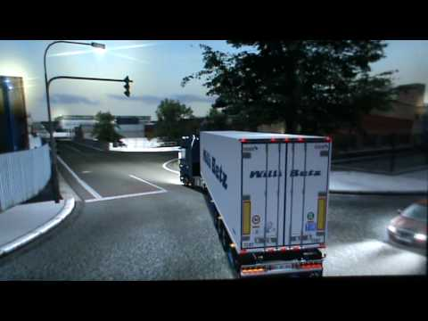 GERMAN TRUCK SIMULATOR - Willi Betz